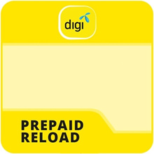 Digi Reload Top Up RM50