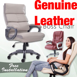 ★2018 New Design Boss Chair★Office Chair ★Computer Chair★Leather Chair★Table Desk