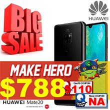 Huawei Mate 20 With Huawei Singapore Warranty