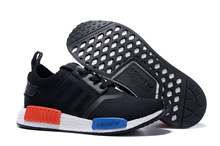 Mens shoes breathable mesh running shoes mesh shoes NMD Ultra Boost Uncaged Lightweight socks shoes