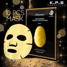 $0.99 PROMO Korea JM Solution 1 PCS Mask - Golden Cocoon/Royal Propolis/Pearl Deep Moisture/S.O.S Ringer