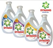 [DYNAMO]  Bottle (3.0L / 2.7L) ★ NO.1 Detergent in SG ★ Bundle of 4