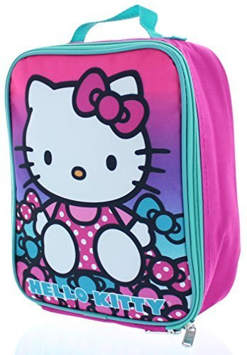 Qoo10 - Hello Kitty Insulated Lunch Bag - Lunch Box   Furniture   Deco b96c1161feff7