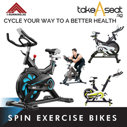 35c6ed021e84 Premium SPIN Exercise Bike Fitness Cardio Workout Home Cycling Racing  Machine