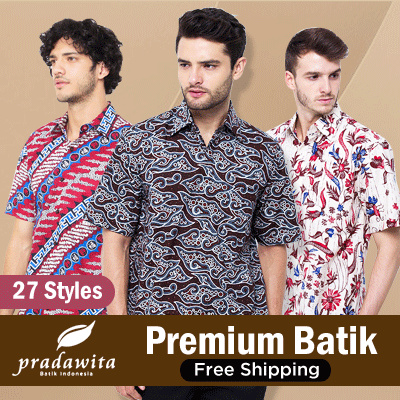 PREMIUM BRANDED BATIK COLLECTION Deals for only Rp289.000 instead of Rp289.000