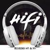 BLUEDIO 하이파이 블루투스 헤드폰 HT / H+ 가성비최고/블루디오/헤드폰/헤드셋/하이파이/블루투스4.1/접이식/HIFI