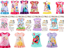Wholesale Lot of 50 Assorted Sleep Gowns Dresses Pajama Sleepwear Women S-L Size