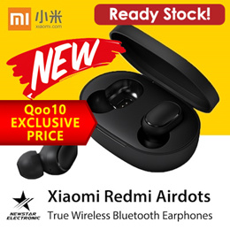 Xiaomi Redmi Airdots Earbuds 2019 Latest New Model 12-hour long battery life READY STOCK
