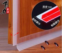 25mm 6m Acoustic Doors  Windows Seals Doors Door Bottom Windproof Stickers