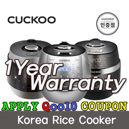 CUCKOO Collection Rice Cooker / Multifunction / 0.7L / 1.0L / 1.8L / 1.8L  / English Chinese voice