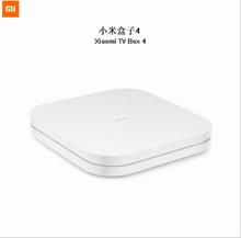 Network Box/ Xiaomi Box 4 Voice Smart Remote Control Android Box HD Wireless Home Network Box