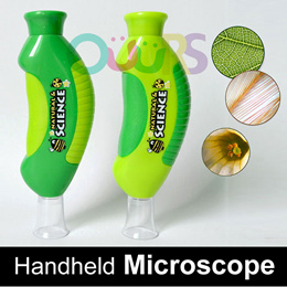 Handheld Microscope l Science Microscope I Magnifier I Toy l Children Gift