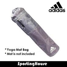 Adidas Yoga Mat Carry Bag ADMT-20500GR * Drawstring closure * Adjustable carry strap