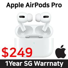 SG Apple Warranty / Airpods Airpods pro Wireless Bluetooth Earphones/ Genuine Apple