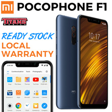 Ready stock Xiaomi Pocophone F1 6GB + 64GB/128GB | Xiaomi SG Local Warranty