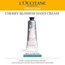 [Loccitane] Cherry Blossom Hand Cream 30ml