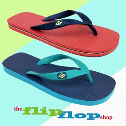 ★81306 Instinct Unisex Rubber Flip Flops★ 100% Comfortable★ Trendy★