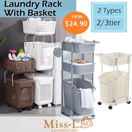 [BL]laundry basket/laundry rack/laundry drying rack/laundry bag/laundry/detergent