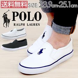 ポロ ラルフローレン スニーカー スリッポン 靴 POLO RALPH LAUREN SETH SLIP-ON 997155/RFS10159