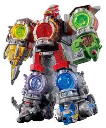 Bandai Universe Squadron Kurenjakyutamamassa DX Kureeno