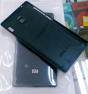 Backdoor / Back Cover / Tutup Baterai Xiaomi Redmi 1S SMA SJA56237263782 SJ0041 Qty010