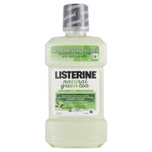 Listerine Natural Green Tea Antiseptic Mouthwash 250ml
