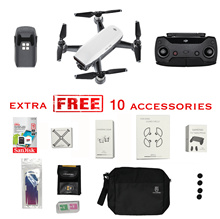 (BUY RM2449 WITH COUPON RM250) DJI SPARK DRONE STANDARD LIMITED PACKAGE+FREE 10 ACCESSORIES