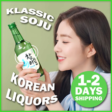 ASSORTED KOREAN LIQUOR - Korean Soju