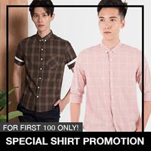 [Natural Project] Men Shirt / T-shirt