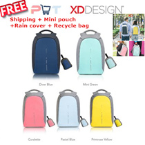 [READY STOCK] [3DAYS ARRIVAL] BOBBY COMPACT ★FREE shipping★ XD DESIGN Anti-Theft Backpack