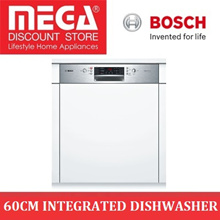 BOSCH SMI46MS03E 60CM INTEGRATED DISHWASHER / LOCAL WARRANTY