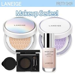★Laneige★ Makeup Series! SWAROVSKI CRYSTAL CUSHION/ CUSHION CARA/ BURSH PACT/CUSHION CONCEALER