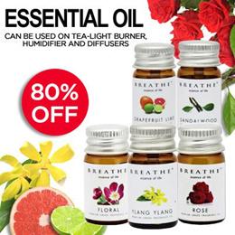 BLACK Friday SpecialL ✿ BUNDLE OF 5! ✿ BREATHE essence of life - BREATHE® Premium Grade Fragrance