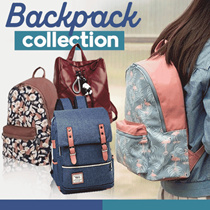 BACKPACK COLLECTION FREE SHIPPING JABODETABEK - 3 MODELS - IMPORT QUALITY