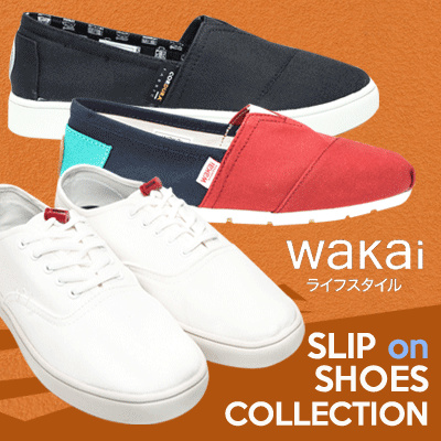 Women WAKAI Shoes Collections Deals for only Rp224.500 instead of Rp224.500
