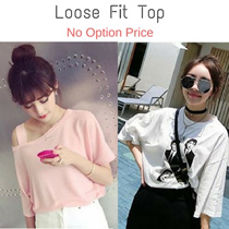 No Option Price! 5 in 1 SHIPPING ~ NEW DESIGN UPDATED 26122016 ~ Korea Comfort/Casual/Fashion Ladies Top in Multi Design
