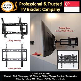 "Corner Cantilever Tilt Swivel TV Wall Mount 42/"" 50/"" 55/"" 60/"" 63/"" 70/"" Sony /& Vizio"