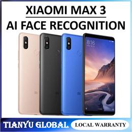 Xiaomi Mi Max3 | Max 2 | Demo Set New Condition | Snapdragon 636 Octa Core | 6.9 Full Screen