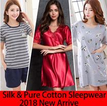 lounge*Room wear*plus size*lovely sleepwear*cotton nightgown*Nightdresst* women pajamas