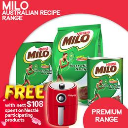 [NESTLE] MILO® Australian Recipe Powder【Get your promo pack now!】