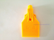 NEW YELLOW ABS Air Blower Air Nozzle Air Knife 1/4   H3