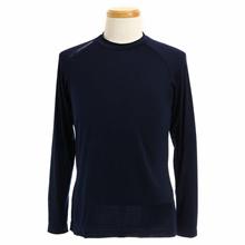 Mizuno under shirt long sleeves round neck shape 12JA5P1014 L