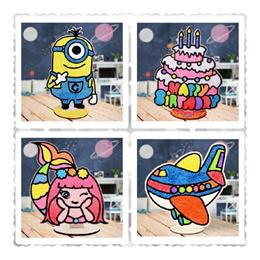 Children Kids Art craft/ Kids Clay Art / Children Goodie Bags /Creative Education