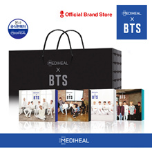 Mediheal x BTS Special Package (Mask Sheet 40ea + BTS Photo Card 56ea)