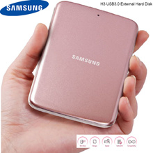 H3 USB3.0  2TB External Hard Disk USB3.0 / 2.5 inch backup: Schedule Auto Security: safety key