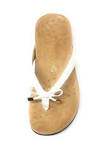 2dfc39b25e3 Qoo10 - Vionic Womens Bella II Sandal White Size 11   Shoes