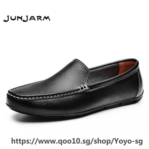 Qoo10 - Men Flat Shoes Quality Split