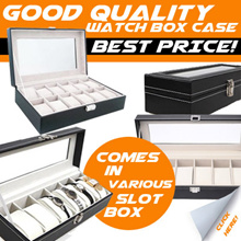 Best Quality watch case / Luxury Watch case / Jewelry Box