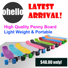 74cdf917e08 Grade A++ Stylish Penny Boards   Skateboard( High Quality   For All Ages  Above 3