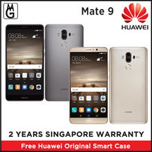 Huawei MATE 9 Smartphone / Local Set with 2 Years Prestige Warranty / 4GB RAM / 64GB ROM. Free Case